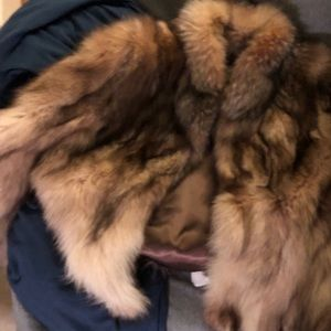 Jackets & Blazers - REAL FOX COAT GREAT CONDITION Originally $5,000